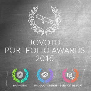 Jovoto Portfolio Awards 2015