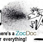 A ZocDoc for everything.