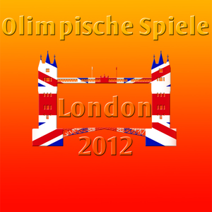 Olympic games embossed