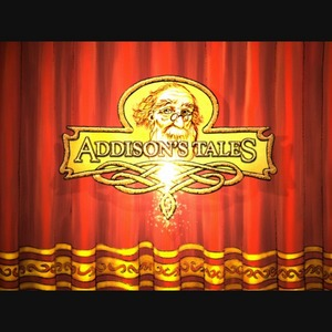 Cross Media Concept - Addison's Tales