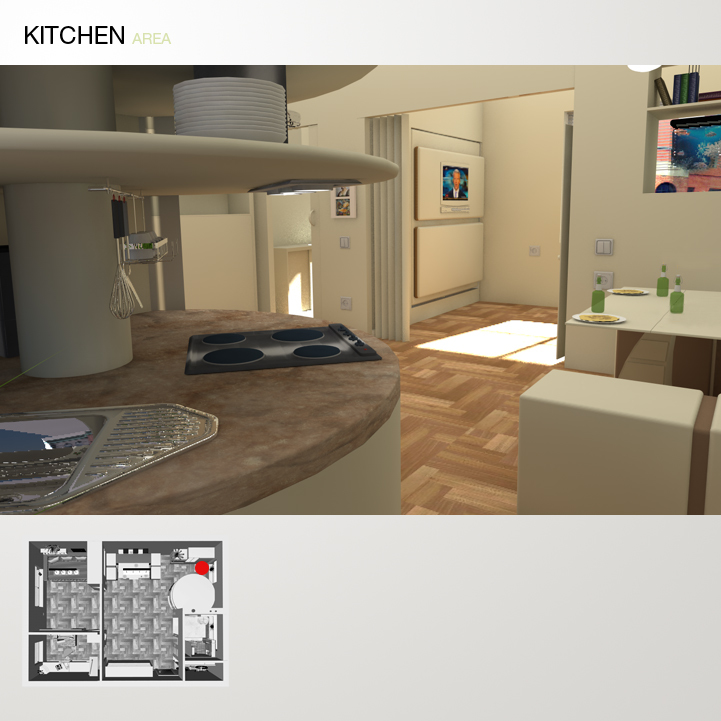 A 07 kitchen bigger