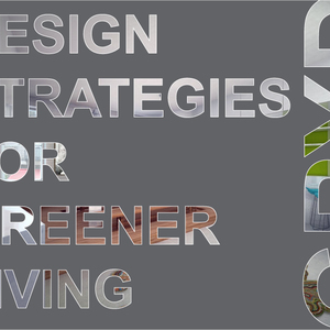 Design Strategies for Greener Living