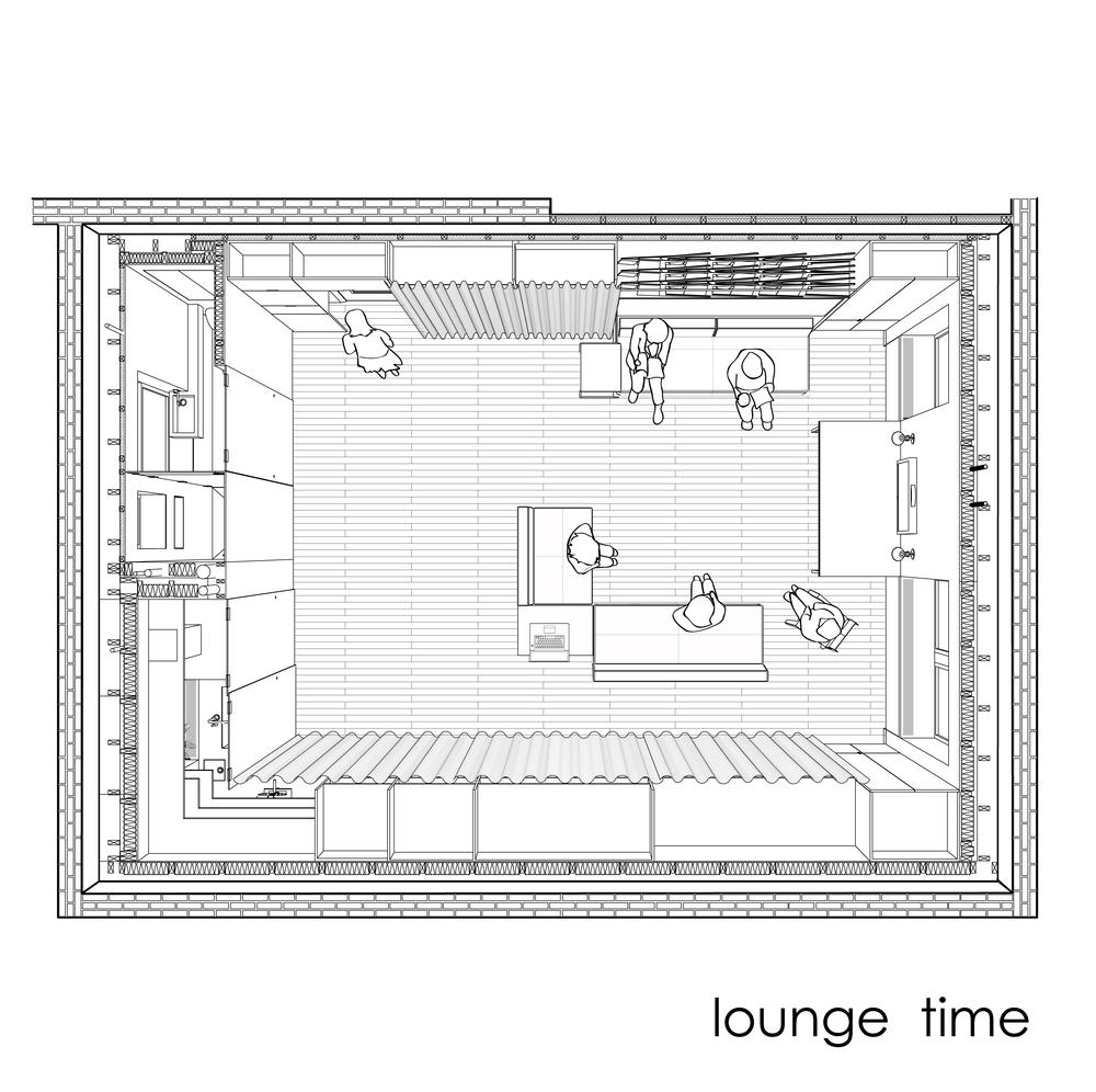 Lounge time bigger