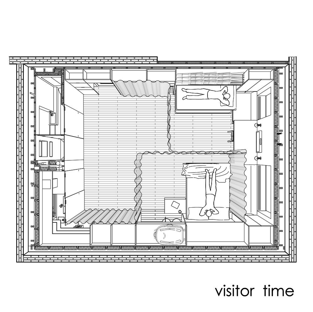 Visitor time bigger