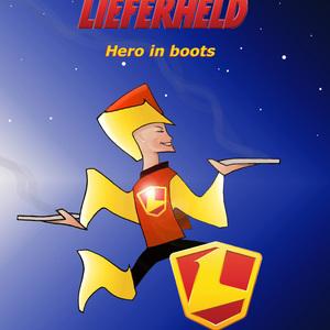 Hero in boots