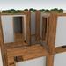 Expandable Eco Friendly Living Unit