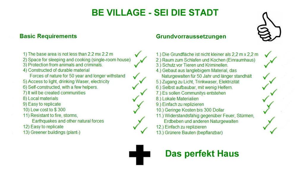 Be village2 bigger