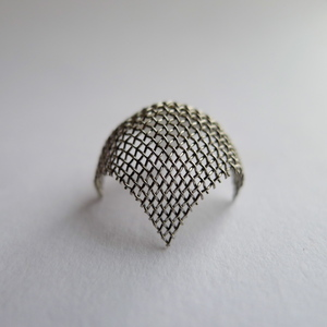 Woven Wire Shell