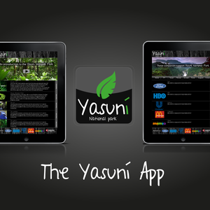 Yasuní APP (Android, IOS, Blackberry & Windows Mobile)