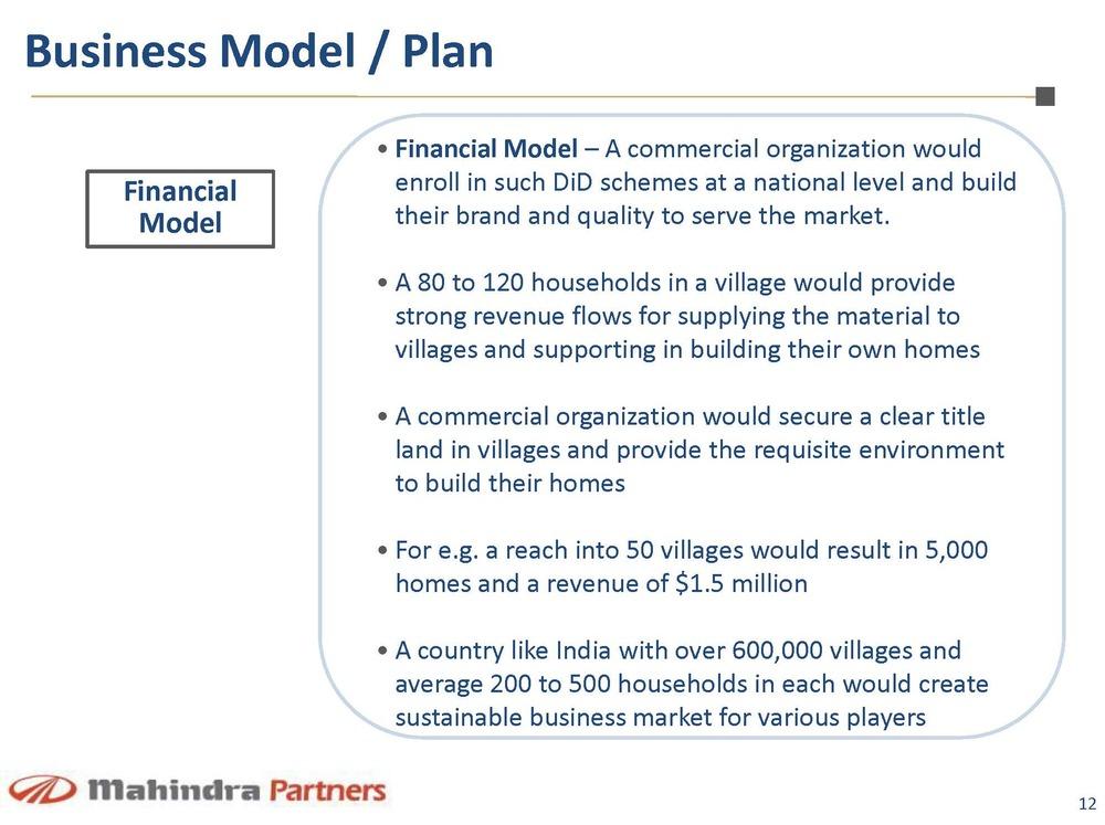 300home mahindra partners page 12 bigger