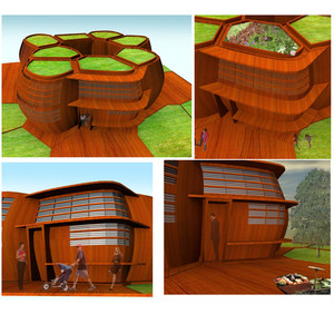 Cellular housing