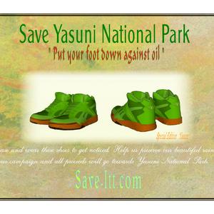 Yasuni Shoes