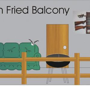 Southern Fried Balcony