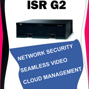 ISR G2 ROUTER FOR BUSINESS