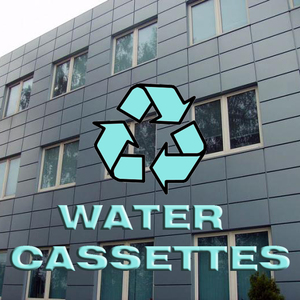 fasade water cassettes