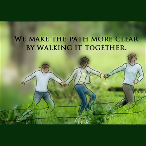 We Make the Path More Clear
