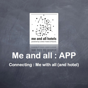 Meandall APP with QR Key
