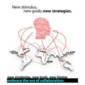 Embrace de Era of Collaboration, New Strategies