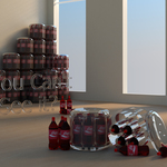 Coca Cola...You can't see it???