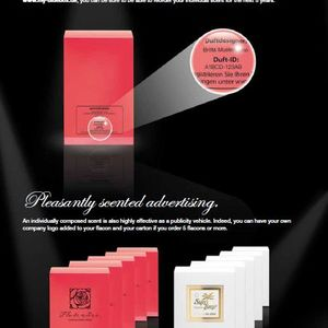Personalisiertes Parfume