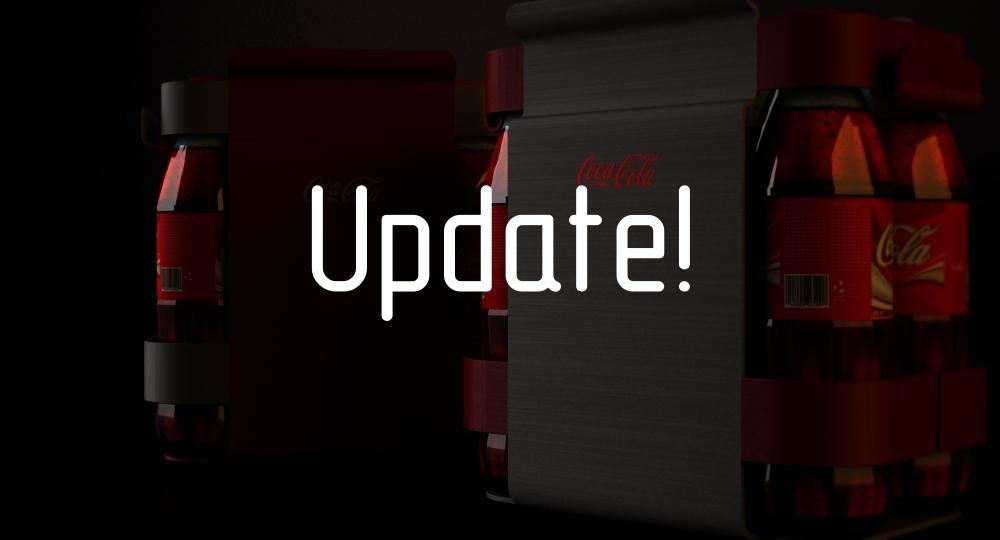 Update bigger