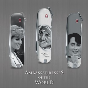 Ambassadresses of the world
