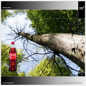 "project: ""coca-cola in the wood"" pro-two"