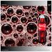 "project three: ""coca-cola bubbles"""