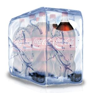 Coke in Ice