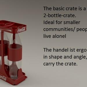 flexible crate
