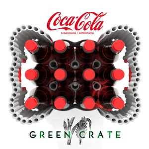 Coca-Cola Green Crate