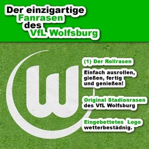 Wolfskraut! - Fanrasen / Lawn for fans!