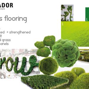 Moss Flooring