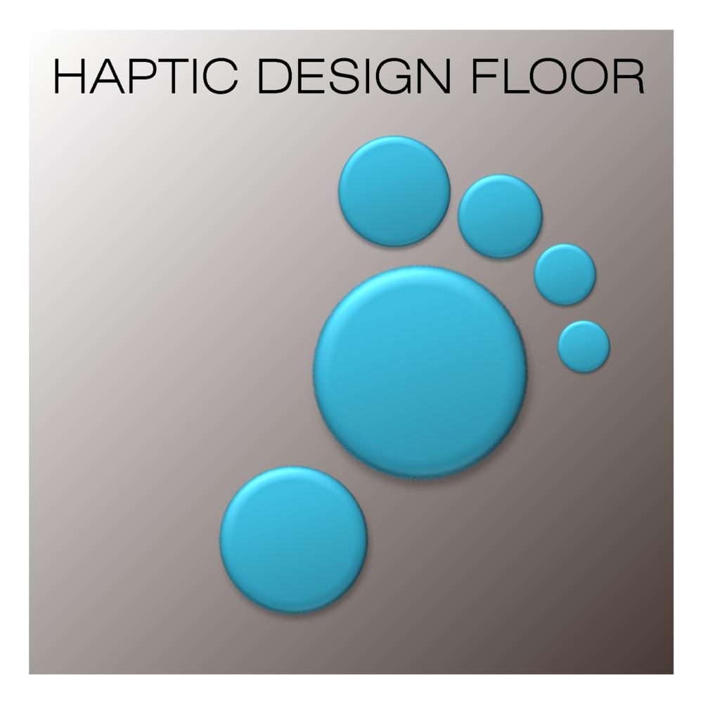 Jovoto / HAPTIC DESIGN FLOOR / Future Flooring Concepts