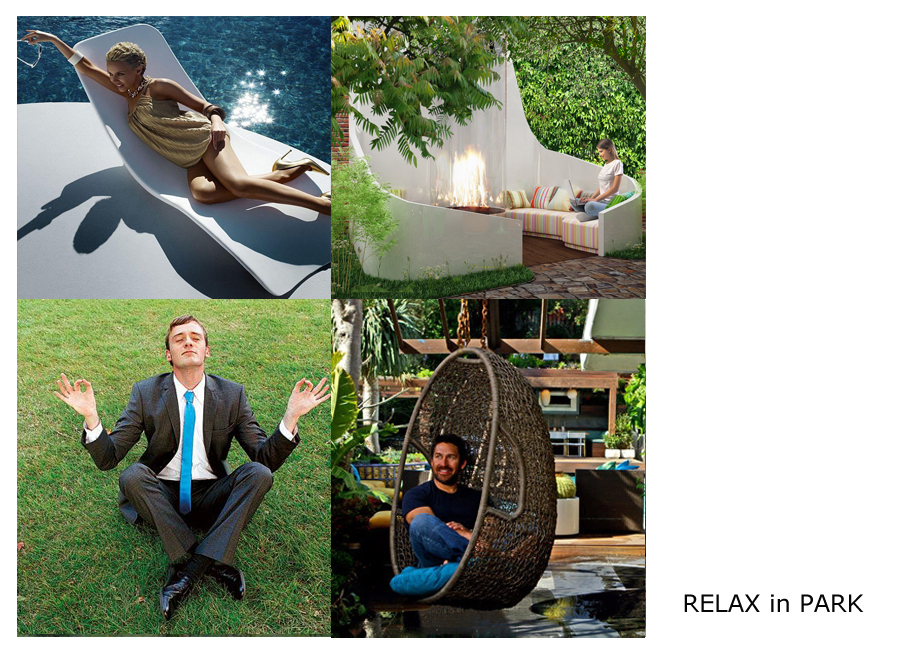 Relax bigger