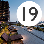 19 on the High Line