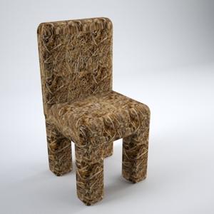 pressed hay furniture