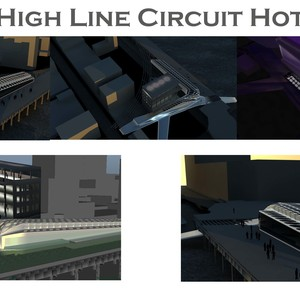 High Line Circuit Hotel