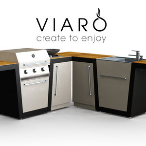 VIARO BBQ-Outdoor-Kitchen