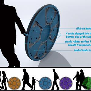 walk the wheel