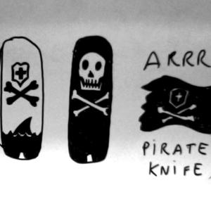 Pirate Knife