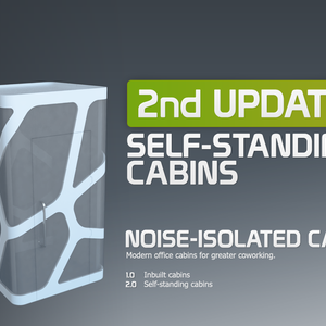NOISE-ISOLATED CABIN