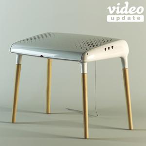 lockable table