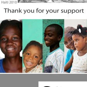 Danke für Ihre Unterstützung