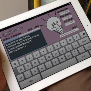 YF iPad Tarif App
