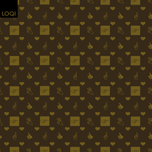 LOQI luxury shopper