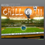 CHILL 'IN TO CHILL OUT - E Ticket