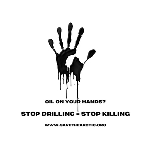 Oil on your hands?