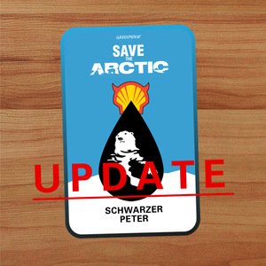 Save the Arctic - Schwarzer Peter