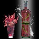queen lymph bottle